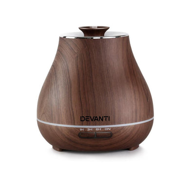 Aroma Diffuser - Dark Wood - Factory To Home - Appliances