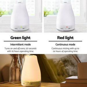 Aroma Diffuser - White - Factory To Home - Appliances