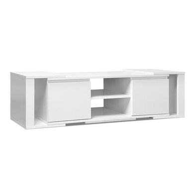Artiss TV Entertainment Cabinet - White - Factory To Home - Furniture