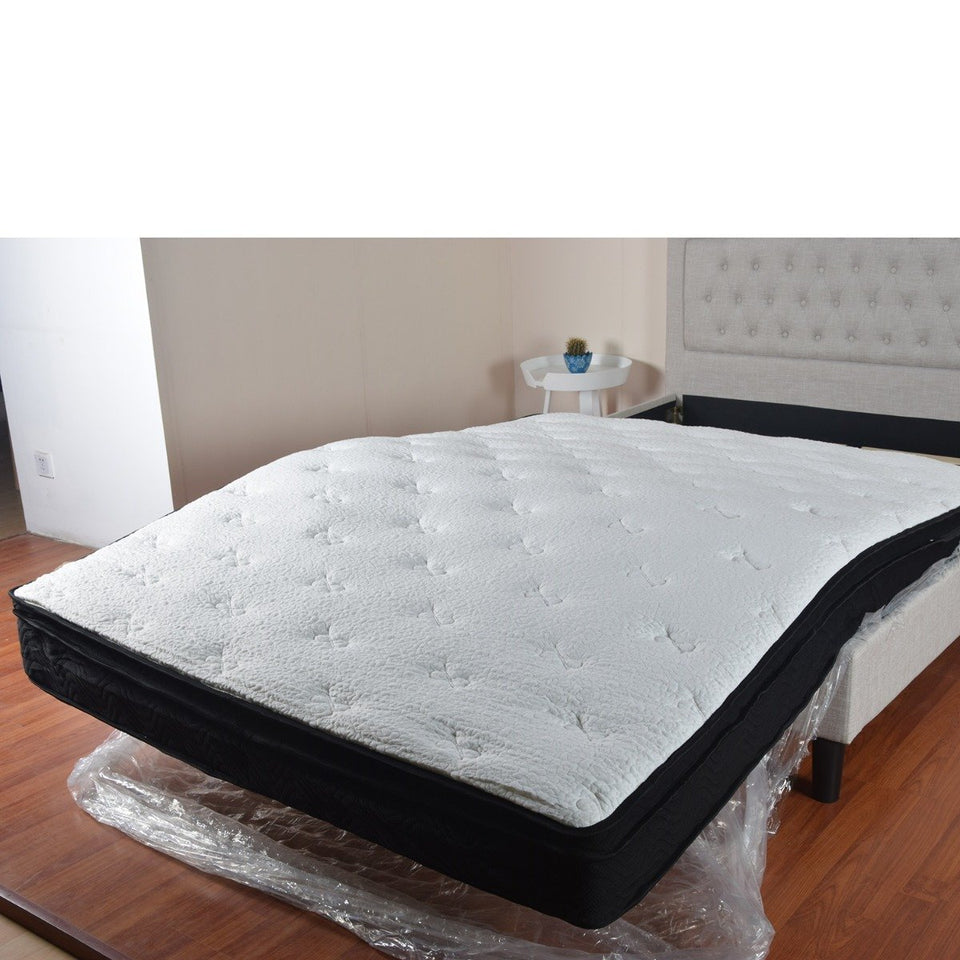 Aspen Pocket-spring King Single Mattress With Pillow-top - Factory To Home - Mattresses