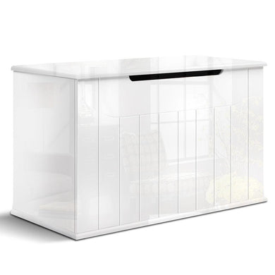Baby Toy Box Organizer - White - Factory To Home - Home & Garden