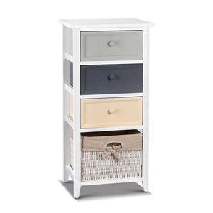 Bedroom Storage Cabinet - White - Factory To Home - Furniture