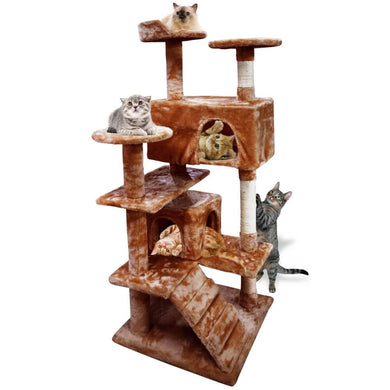 Cat Scratching Tree - Factory To Home -