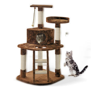 Cat Tree Scratching Post - Factory To Home -