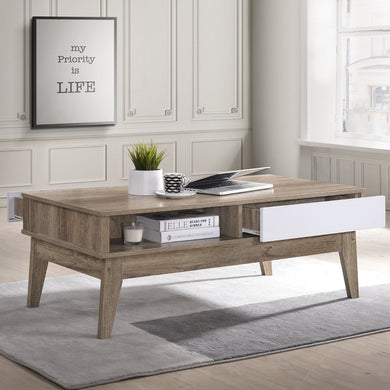 Coffee Table Oak - Factory To Home - Furniture