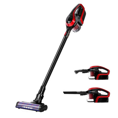 Cordless 150W Hand-stick Vacuum Cleaner - Black - Factory To Home - Appliances