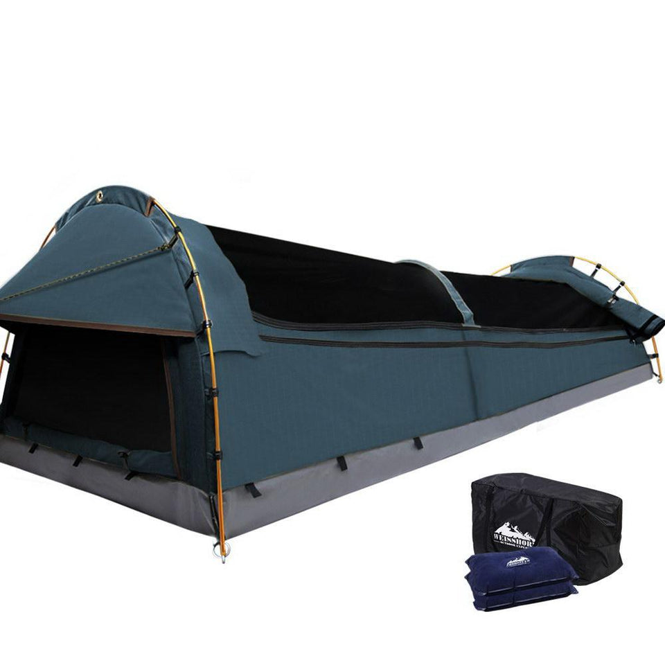 Double Camping Swag - Navy - Factory To Home - Outdoor