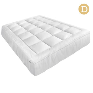 Double Size Memory Resistant Mattress Topper - Factory To Home - Home & Garden