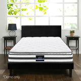 Double Size Pillow Top Spring Foam Mattress - Factory To Home - Mattresses