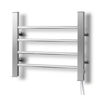 Electric Heated Towel Rails - 4 Racks - Factory To Home - Home & Garden