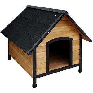 Extra Large Timber Wooden Pet Kennel - Factory To Home - Dog kennels