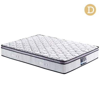 Giselle Bedding Double Size Cool Gel Foam Mattress - Factory To Home - Furniture