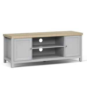 Grey Oak French Provincial TV Cabinet - Factory To Home - Furniture