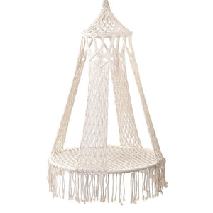 Hanging Hammock Tassel - Cream - Factory To Home - Home & Garden