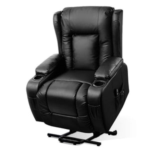Heated Electric Recliner Massage Chair - Factory To Home - Health & Beauty