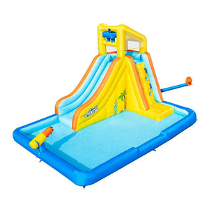 Inflatable Mountain Water Slide Jumping Castle - Factory To Home - Home & Garden