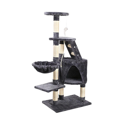 i.Pet Cat Tree 120cm - Factory To Home - Pet Care