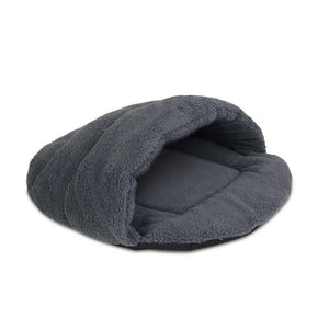 i.Pet Large Cave Pet Bed - Grey - Factory To Home - Pet Care