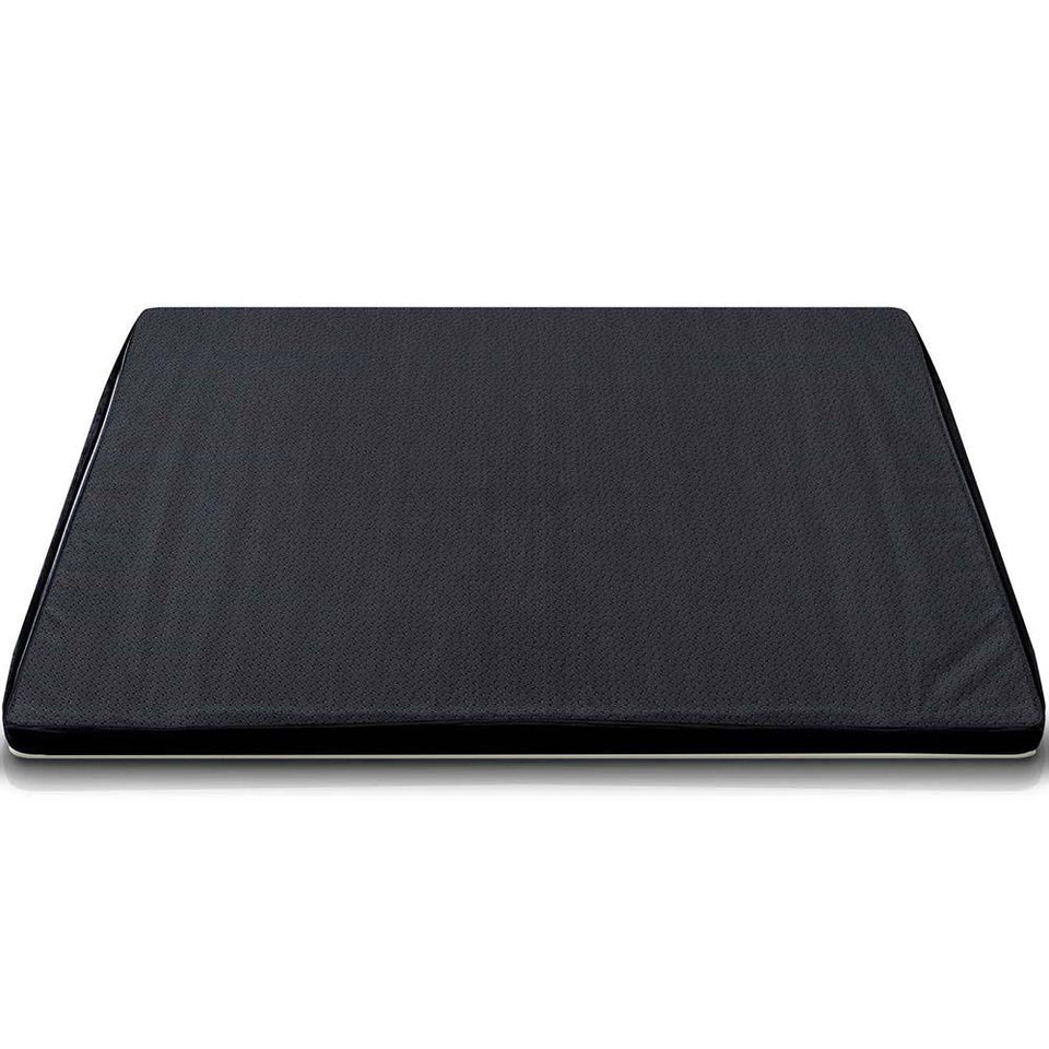 i.Pet Large Soft Pet Mattress - Black - Factory To Home - Pet Care