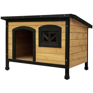 i.Pet Large Wooden Pet Kennel - Factory To Home - Dog kennels
