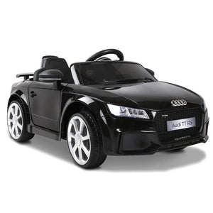 Kids Ride On Car Audi TT RS Black - Factory To Home - Baby & Kids