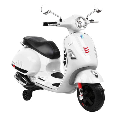 Kids Ride On Vespa - White - Factory To Home - Baby & Kids
