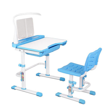 Kids Study Desk and Chair - Blue - Factory To Home - Furniture