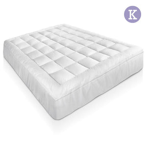 King Size Bamboo Matress Topper - Factory To Home - Home & Garden