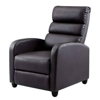 Luxury Recliner Chair - Brown - Factory To Home - Health & Beauty