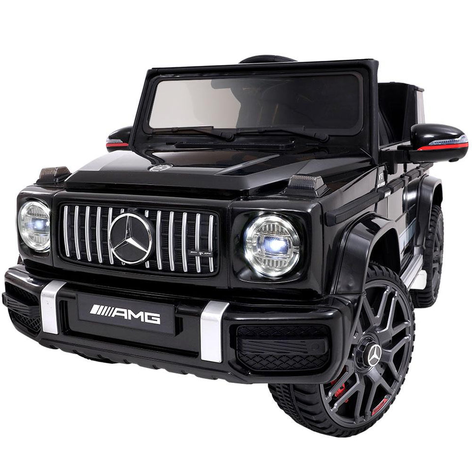 Mercedes-Benz AMG G63 Kids Ride On Car - 12V Black - Factory To Home - Baby & Kids