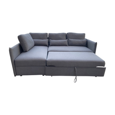 Murray Corner Sofa Bed - Grey - Factory To Home - Furniture