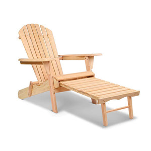Outdoor Adirondack Wooden Chair - Factory To Home - Furniture