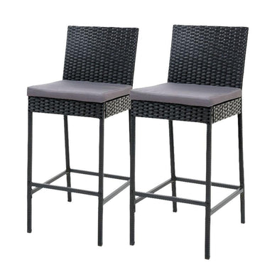 Outdoor Bar Stools X 2 - Factory To Home - Furniture