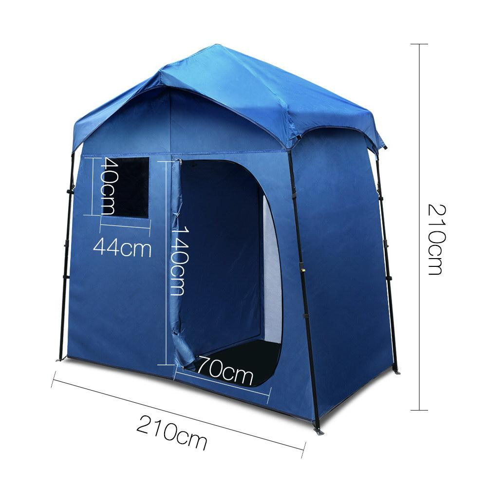 Pop Up Shower Toilet Change Room Tent