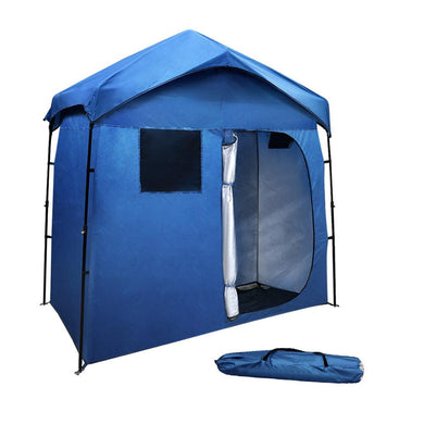 Pop Up Shower/Toilet/Change Room Tent - Factory To Home - Outdoor