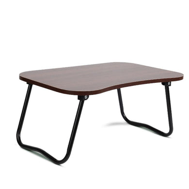 Portable Bed Tray Table - Dark Wood - Factory To Home - Furniture