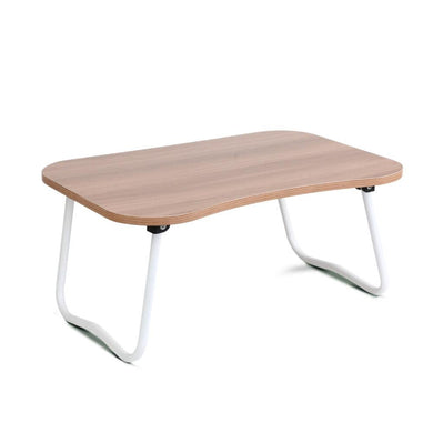 Portable Bed Tray Table - Light Wood - Factory To Home - Furniture