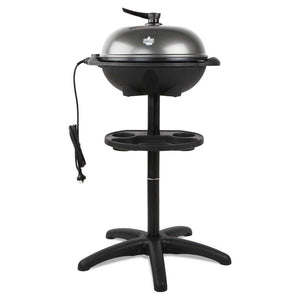Portable Electric BBQ With Stand - Factory To Home - Home & Garden