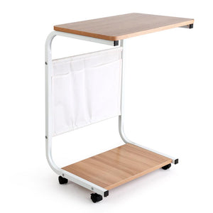 Portable Mobile Wooden Laptop Stand DesK - Factory To Home - Furniture