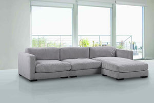 Renior Corner Sofa 3 Seater with Chaise - Factory To Home - Furniture
