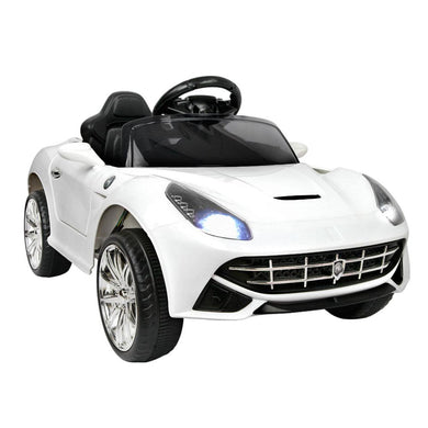 Rigo Kids Ride On Car - White - Factory To Home - Baby & Kids