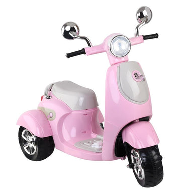 Rigo Kids Ride On Motorbike Motorcycle Car Toys Pink - Factory To Home - Baby & Kids