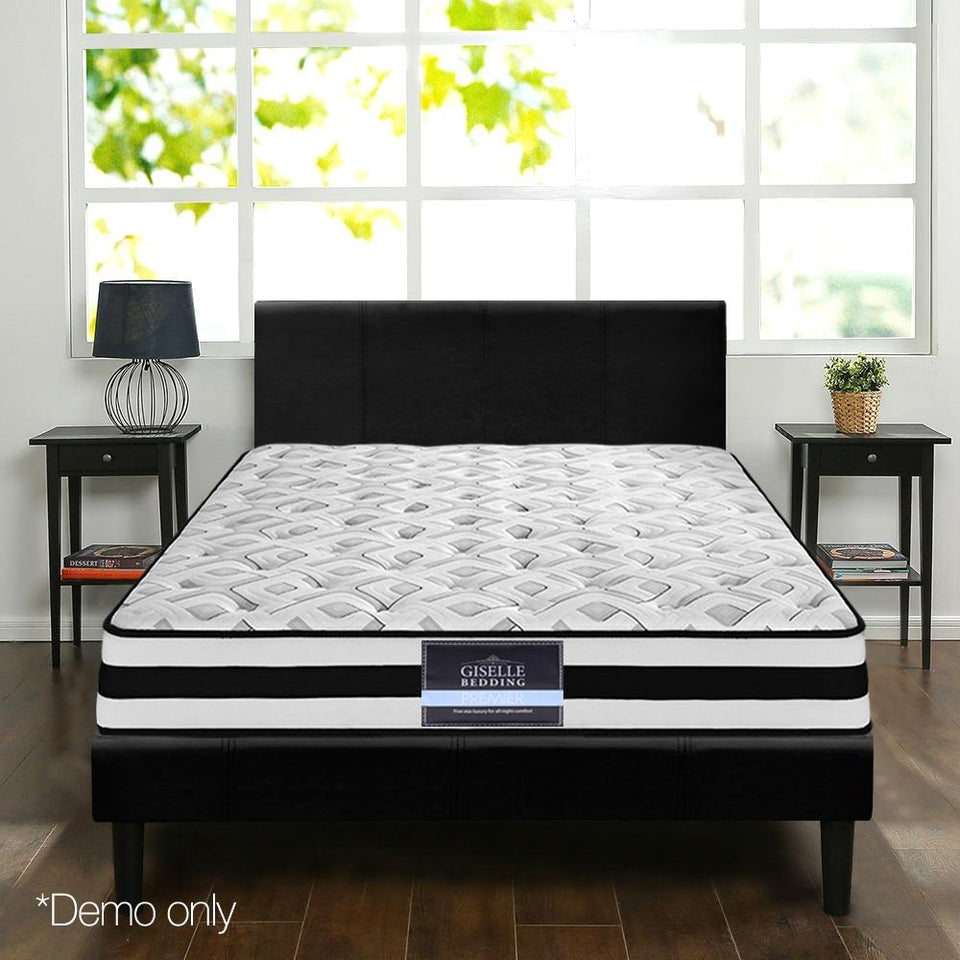 Spring Foam Mattress King Size - Factory To Home - Furniture