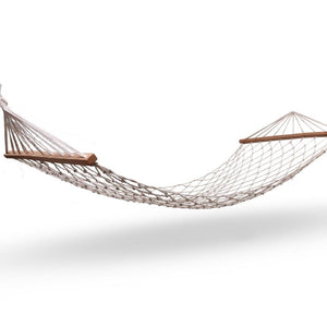 Swing Hammock - Cream - Factory To Home - Home & Garden