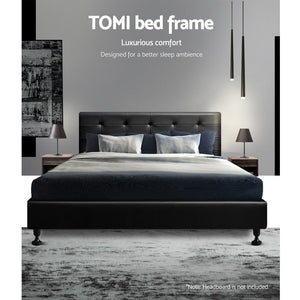 Tomi - Double Size Bed Frame - Factory To Home - Furniture