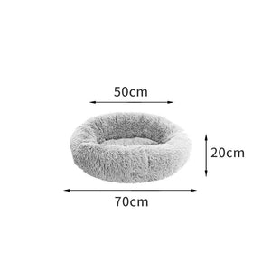 Winter Pet Bed - S - Grey - Factory To Home -