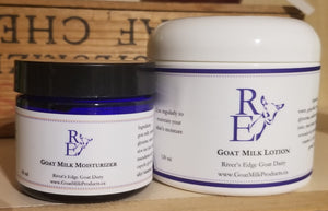 River's Edge Concentrated Goat Milk Moisturizer