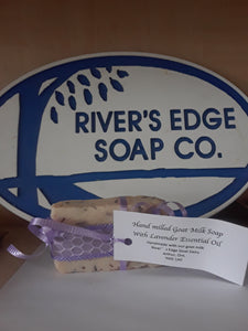 Hand Milled Goat Milk Soaps