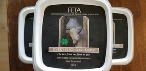 Feta- the salty salad favourite