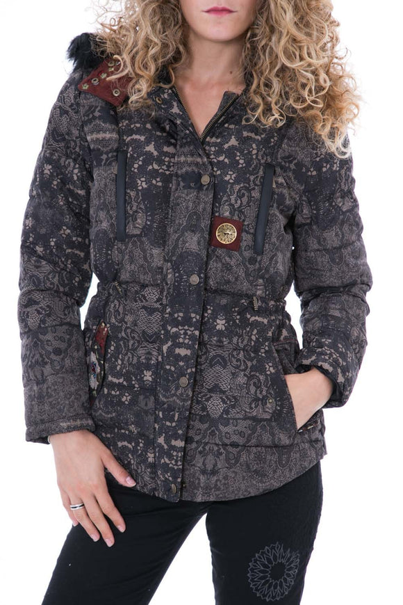 Desigual Woman Greatcoat